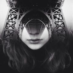 monochrome blackandwhite b peope portrait