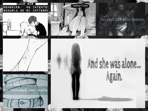 I'M  brOKen...   #Kawaii #alone#suicidal