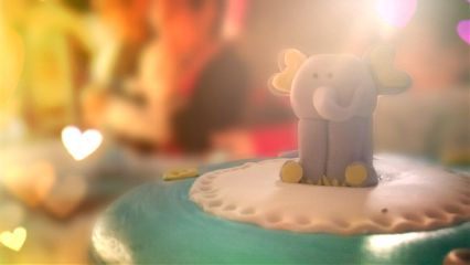 baby birthday cute food love freetoedit