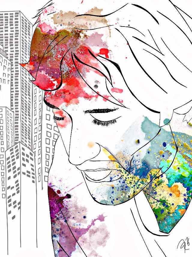 #drawing #art #ryaneggold