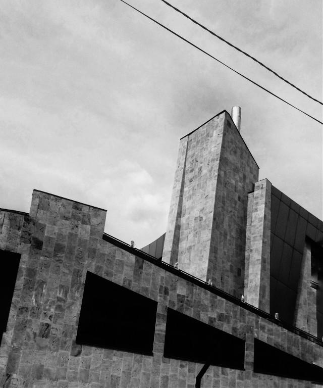 #building #urban #architectures #blackandwhite  #minimal #streetphotography #yerevan