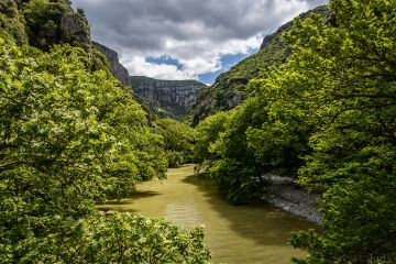 travel photography nature epirus greece