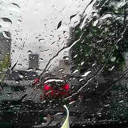 rain music winter