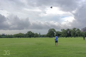 sky kite before