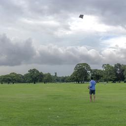 sky kite before