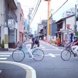 japan kyoto people street