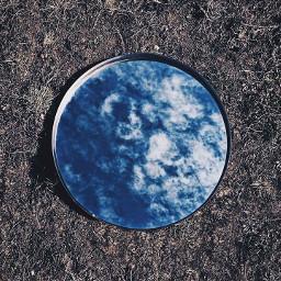 freetoedit mirror mirroring magic clouds