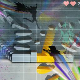 freetoedit remix videogame madewithpicsart motion