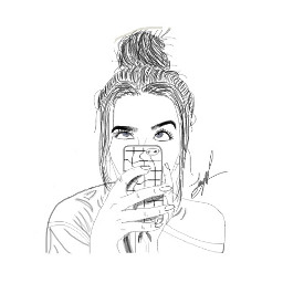 freetoedit art girl tumblr indie