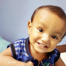 baby cute smile love emotions freetoedit
