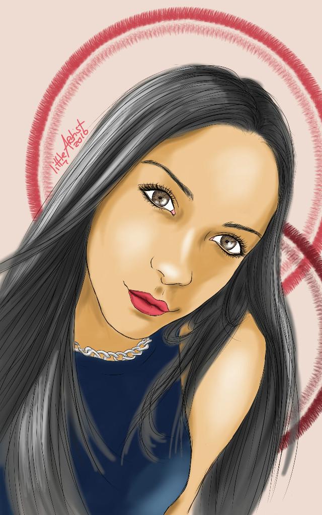 #painting #digitalart #sketchbookpro #portrait #instagram #colorful #creative  #people #drawing #illustration