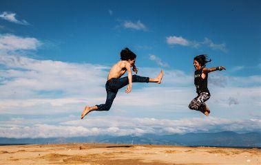 freetoedit jump leap people