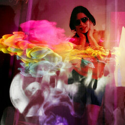 me myedit overlay photo colorfulsmoke freetoedit