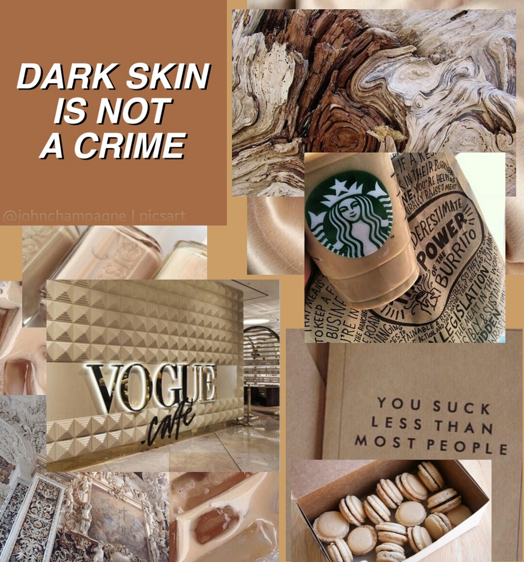 brown aestethic brown aesthetic color edit collage