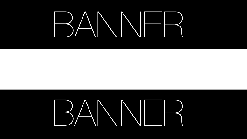 Plantilla para hacer banners en Android FreeToEdit...