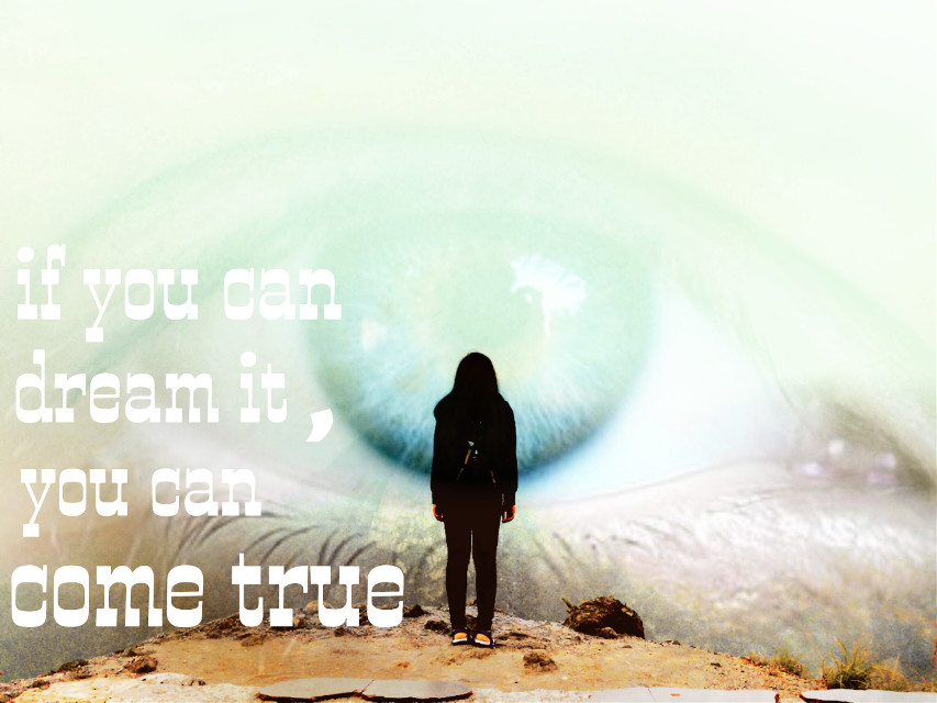 #FreeToEdit #remix #dream