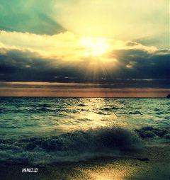 beach summer sanfrancisco sunset interesting