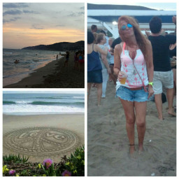 beach playa summer summertime verano2016