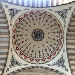 istanbul mosque s symmetry interesting