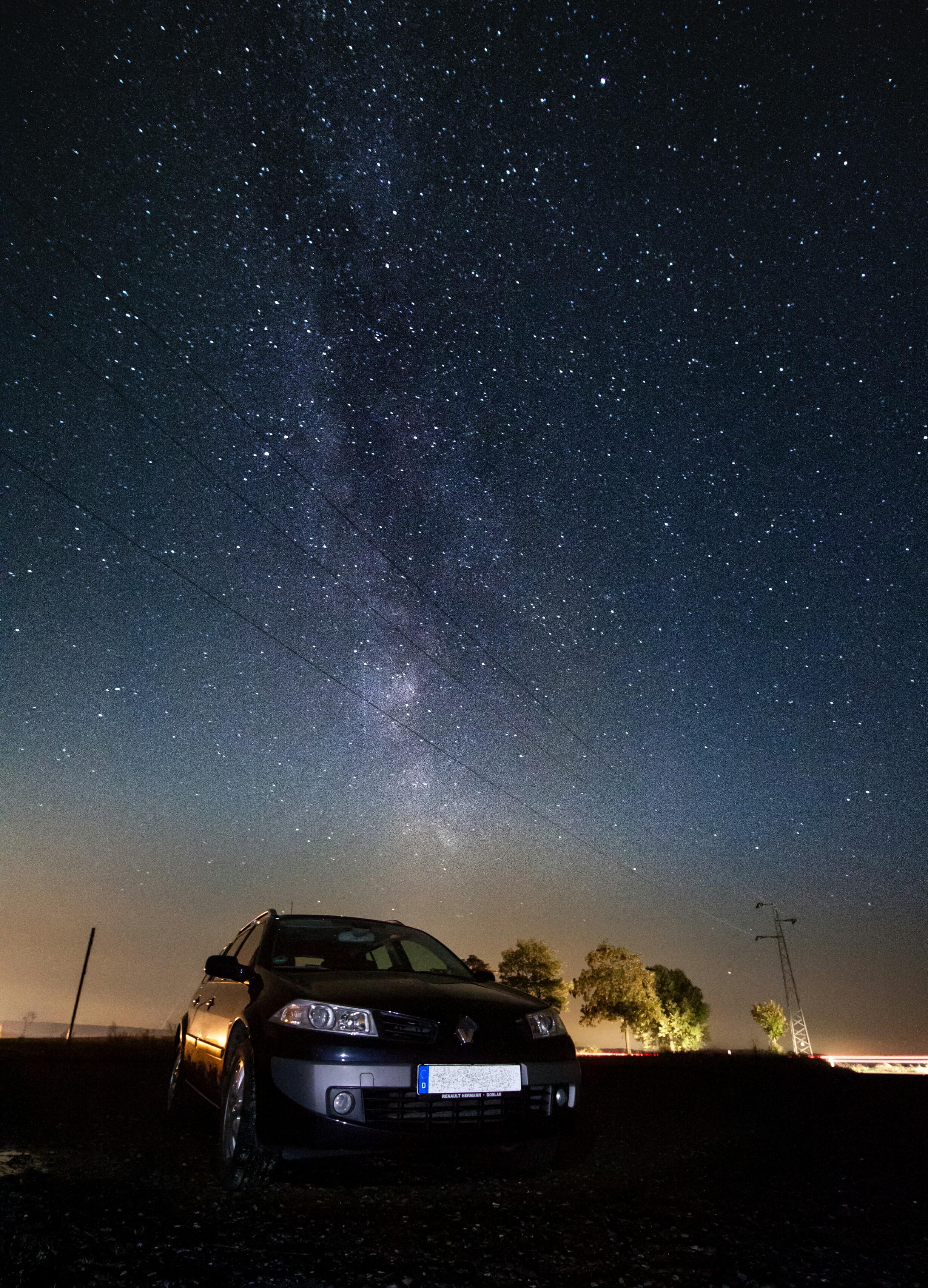 Cars Photography Longexposure Night Image By Thomy