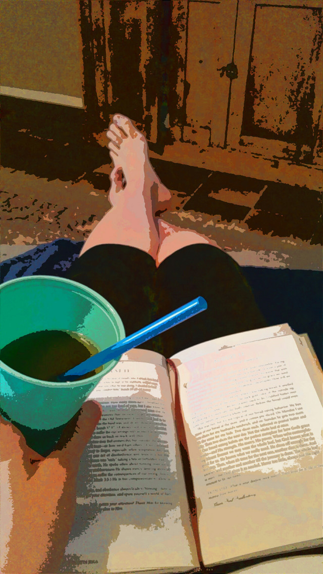 Devotions and #ItWorksGreens ! Marieelena.Itworks.com