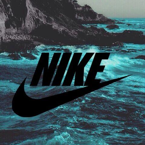Hd wallpaper beach - Nike Background Beach Nature Rocky Sea Water