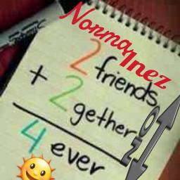 togetherforever friendship buddies4life