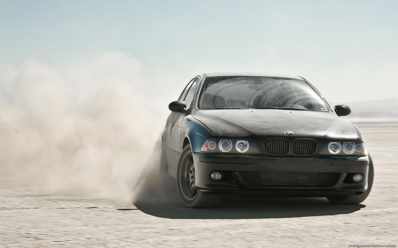 Cars Bmw Black Smoke Drift Strong Image By Amr Sabry