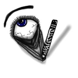 pencilart paintingtool eye