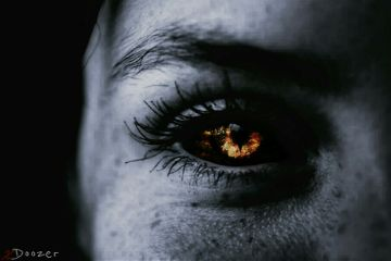 freetoedit darkart eyes madewithpicsart artisticselfie