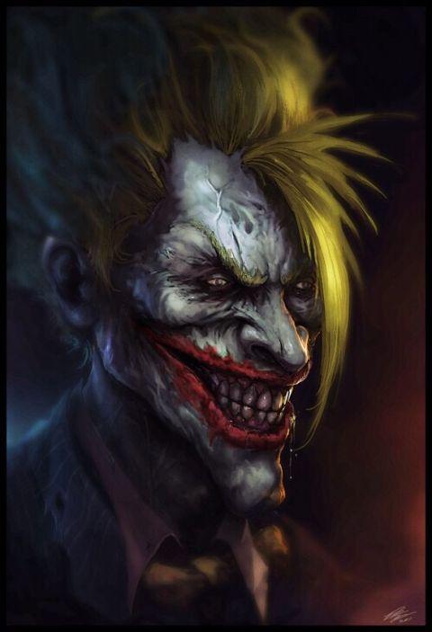 #freetoedit,#batman,#joker,#scary,#clown