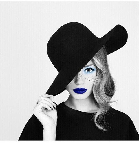 #freetoedit,#blue,#freckles