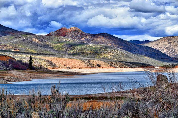 #nature,#landscape,#lake,#mountains,#colorful,#freetoedit